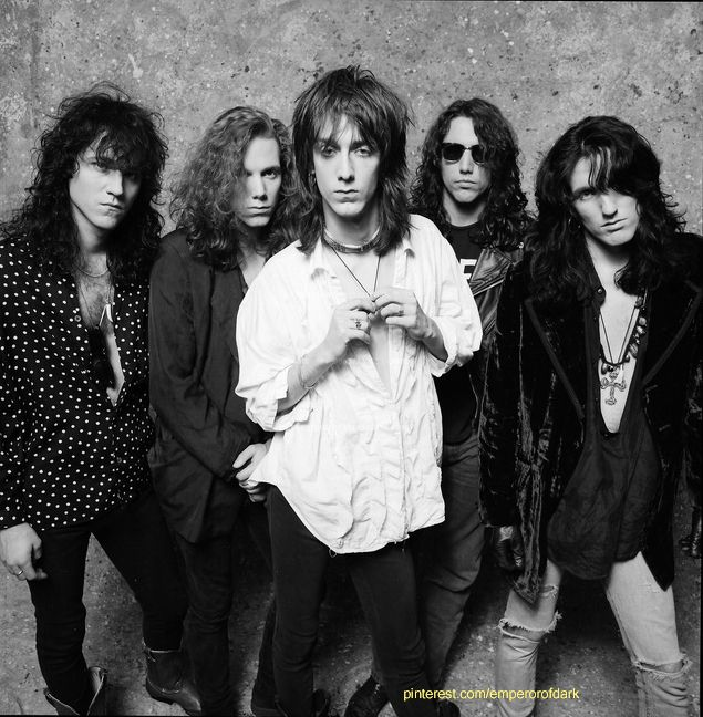 black crowes 1990