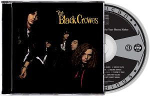 black crowes shake your money maker 1 cd