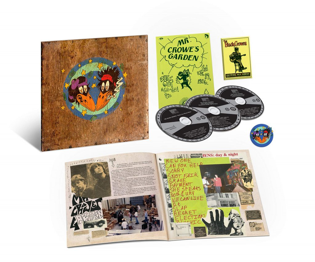 black crowes shake your money maker 3 cd super deluxe