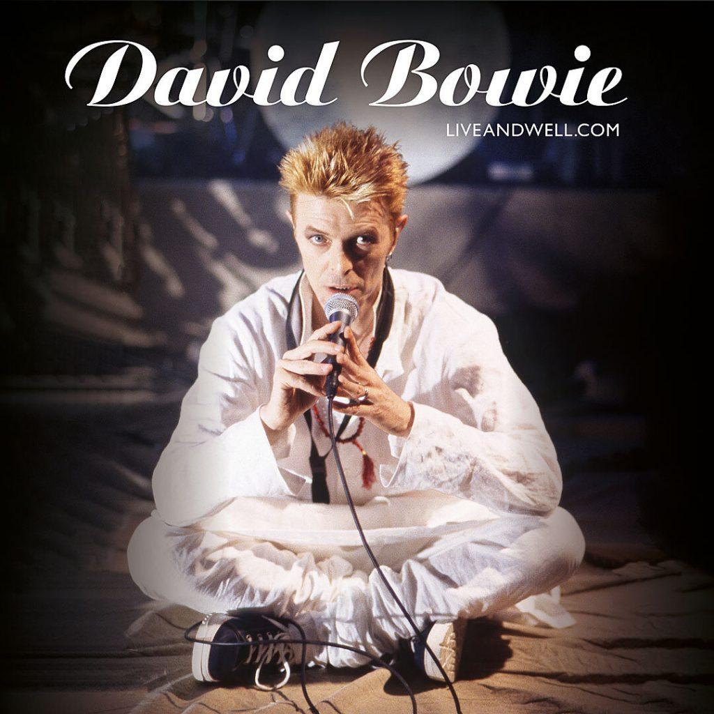 david bowie liveandwell 1