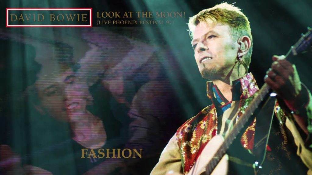 david bowie look at the moon 2