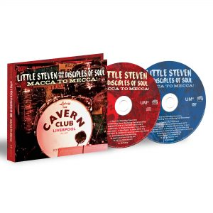 little steven macca to macca cd+dvd