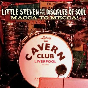 little steven macca to macca front