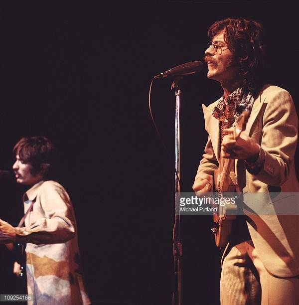 the band stage fright 50 anniversary live royal albert hall 1971