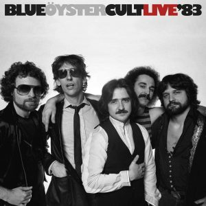 blue oyster cult live '83