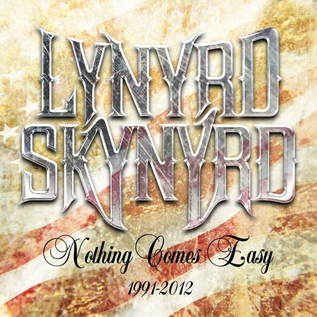 lynyrd skynyrd nothng comes easy box front