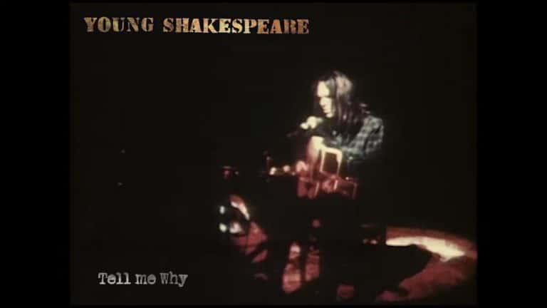 neil young young shakespeare 1