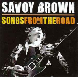 savoy brown songs from the road