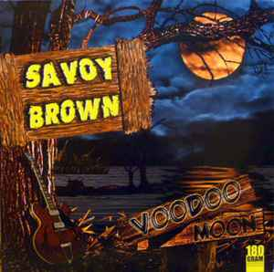 savoy brown voodoo moon