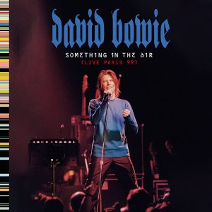 david bowie something in the air cd