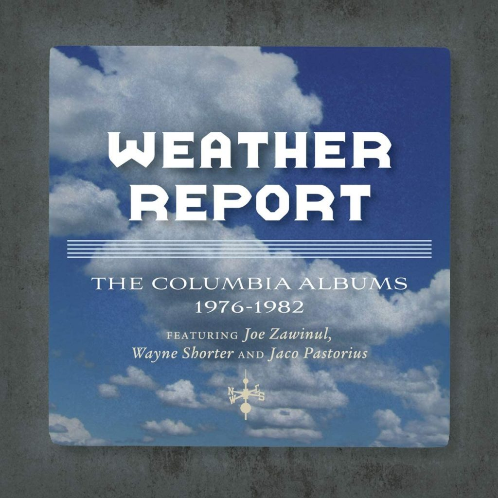 weather report the columbia albums front