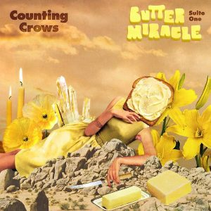 counting crows butter miracle suite one ep vinile