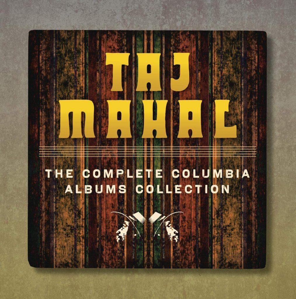 taj mahal complete columbia albums